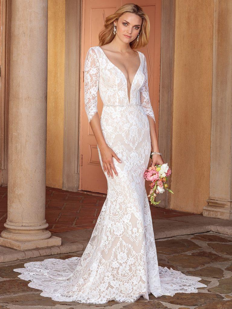 Casablanca Wedding Dress Andreas Bridal F Andreas Bridal